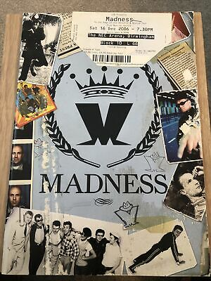 Madness - To The Edge Of The Universe & Beyond Tour 2006 Programme • 0.99£