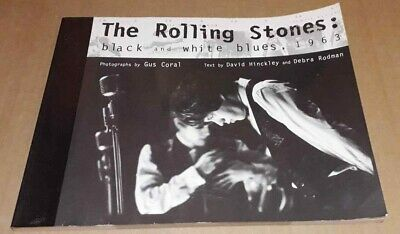 The Rolling Stones - Black And White Blues Book 1963 • 1.99£