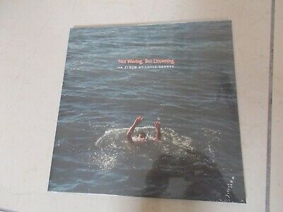 LOYLE CARNER  -  Not Waving But Drowning - LP - VINYL -NEW - SEALED • 19.99£