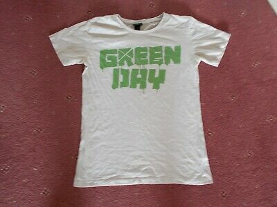 Green Day T-shirt Approx 34 Inch Chest • 4.99£
