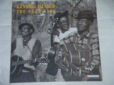 LIVING BLUES  - The Year 2000 - Calendar  • 10£