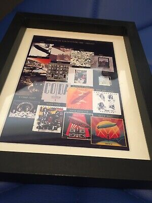 Led Zeppelin Souvenir Framed Album Covers • 7.50£