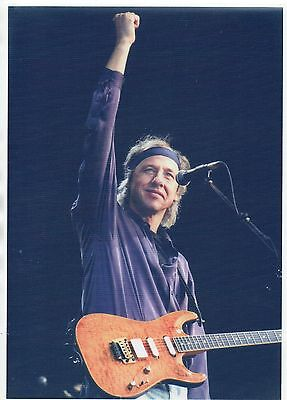 Mark Knopfler Photo 1991 Dire Straits Unique Unreleased Image Huge12 Inch Rarity • 9.85£