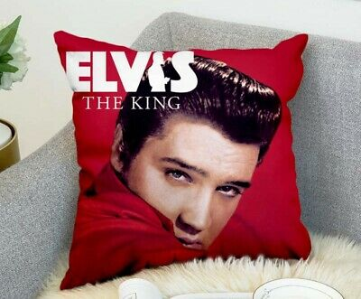 *ELVIS* Cushion/Pillow Cover. NEW • 8.25£