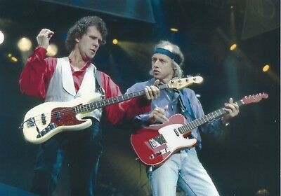 Mark Knopfler Photo Dire Straits1991 Unique Unreleased Image Huge12 Inch Rarity • 9.50£