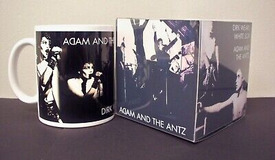 ADAM AND THE ANTS DIRK WEARS WHITE SOX Gift Set MUG, Limited RARE NEW- BOXED  • 11£