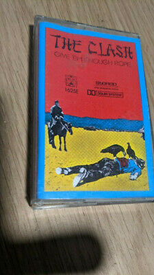The Clash - Give Em Enough Rope Cassette • 9.99£