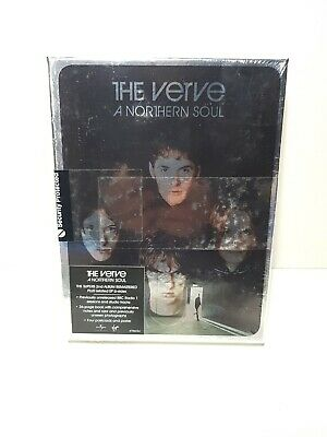 THE VERVE - A Northern Soul Deluxe Box Set  - New & Sealed • 90£