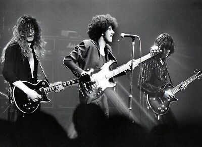 Thin Lizzy Phil Lynott Photo 1983 Farewell Gig Unreleased Unique Image 12 Inchs  • 10.50£