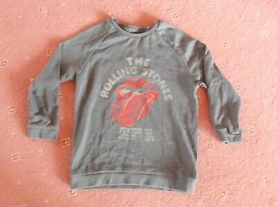 The Rolling Stones Jumper 7-8 Years  New York City June 22-27 1975 • 3.99£