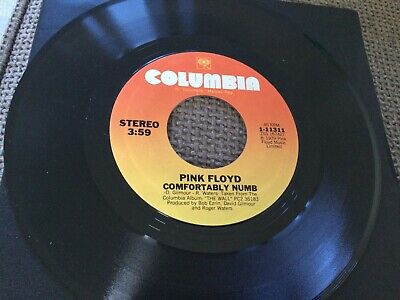 "Pink Floyd - Comfortably Numb - Rare 7"" Vinyl • 30£"