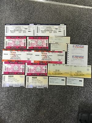 Various Concert Tickets Music/Comedy  • 12£