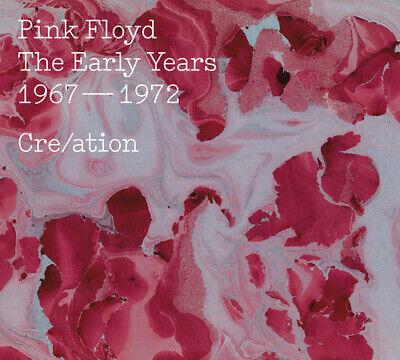 Pink Floyd - Cre/ation - The Early Years 1967-1972 [New CD] • 13.26£