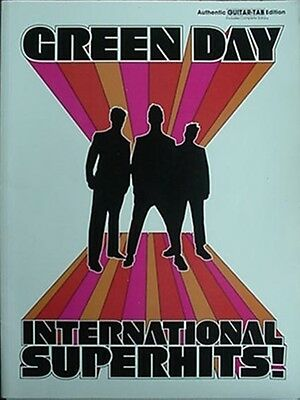 Green Day Songbook, 2001 - International Superhits! • 8.60£