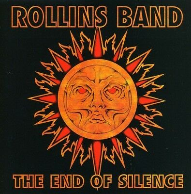 Henry Rollins, Rollins Band - End Of Silence [New CD] • 12.65£