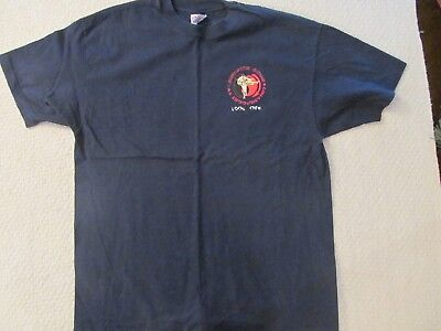 1994 Beastie Boys Blue Local Crew Shirt-not Sold To Public-never Worn • 75.43£
