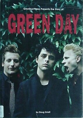Green Day Story, 2005 Book • 8.60£