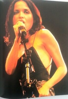 The CORRS 'backless'  Magazine PHOTO/Poster/clipping 11x8 Inches • 5.95£