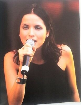 The CORRS 'bracelet' Magazine PHOTO/Poster/clipping 11x8 Inches • 5.95£