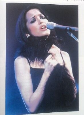 The CORRS 'feathers'  Magazine PHOTO/Poster/clipping 11x8 Inches • 5.95£