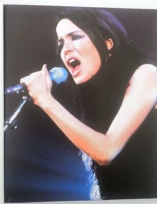 The CORRS 'hand On Mic' Magazine PHOTO/Poster/clipping 11x8 Inches • 5.95£