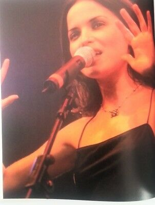 The CORRS 'palms Up' Magazine PHOTO/Poster/clipping 11x8 Inches • 5.95£