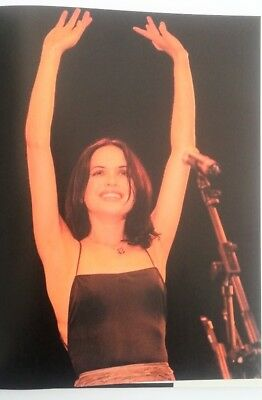 The CORRS 'reach For The Sky' Magazine PHOTO/Poster/clipping 11x8 Inches • 5.95£