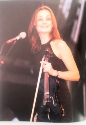 The CORRS 'violin Bow Magazine PHOTO/Poster/clipping 11x8 Inches • 5.95£