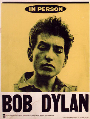 BOB DYLAN  - Postcard Collection - 100 Different Promo Poster Postcards # 3 • 49.99£