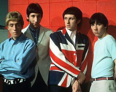 The Who 10  X 8  Photograph No 6 • 3.50£