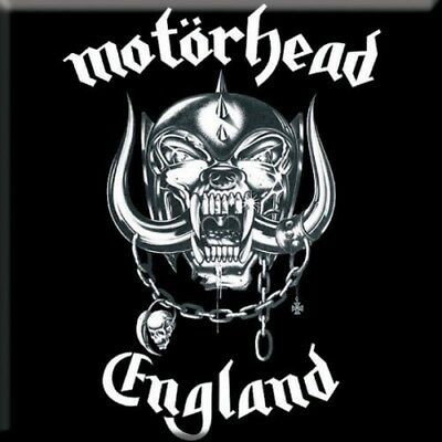 100% Official Licensed Merch FRIDGE MAGNET Heavy Metal MOTORHEAD England • 3.49£