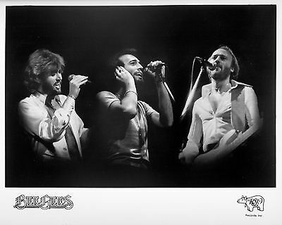 Bee Gees 10  X 8  Photograph No 26 • 3.50£