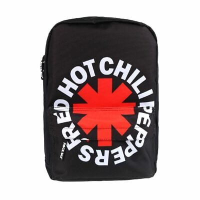 Red Hot Chili Peppers Asterix Logo Laptop Backpack - School Uni Bag • 34.95£