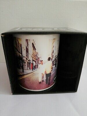 Official Boxed - Oasis - What's The Story Morning Glory Ceramic Tea / Coffee Mug • 8£