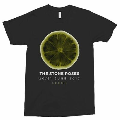 Official Stone Roses Merchandise ~ Leeds T-Shirt Tour 2017   S  *New & Sealed* • 13£