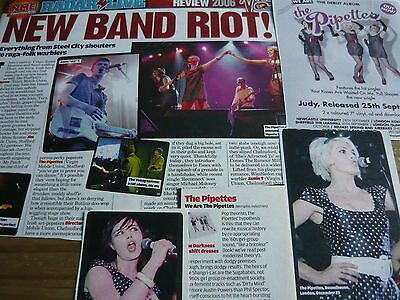 The Pipettes - Magazine Cuttings Collection (ref Z5) • 5.95£