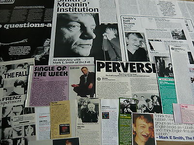The Fall - Magazine Cuttings Collection (ref Z15) • 4.50£