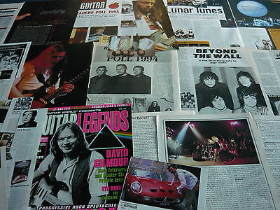 Pink Floyd - Magazine Cuttings Collection (ref 3e) • 3.95£