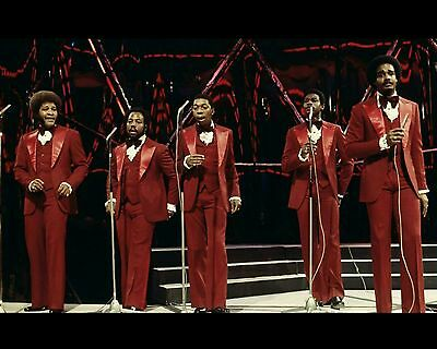 The Stylistics10  X 8  Photograph No 3 • 3.50£