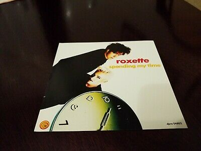 ROXETTE  Spending My Time Promo Cd • 85£