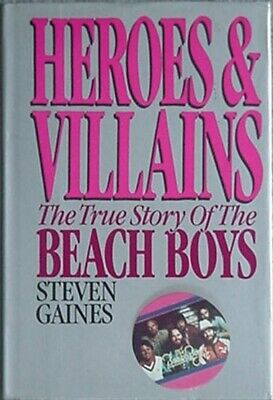 The Beach Boys, 1986 Book - 32 Pages Of Photos • 8.88£