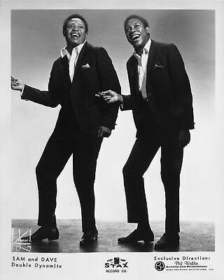 Sam And Dave 10  X 8  Photograph No 3 • 3.50£