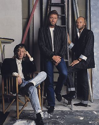 Bee Gees 10  X 8  Photograph No 10 • 3.50£