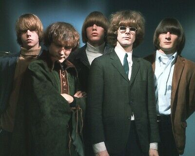 The Byrds 10  X 8  Photograph No 32 • 3.50£
