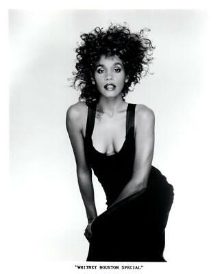 Whitney Houston Stunning Studio Glamour Pin Up Original Photo • 19.30£