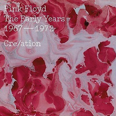 Pink Floyd-the Early Years - Cre/ation-japan 2 Cd I45 • 51.88£