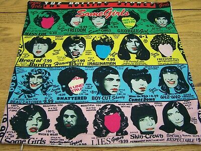 The Rolling Stones Design Cushion Cover.  • 9.99£