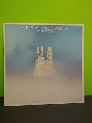 Andreas Vollenweider White Winds Flat Promo 12x12 Poster • 7.58£