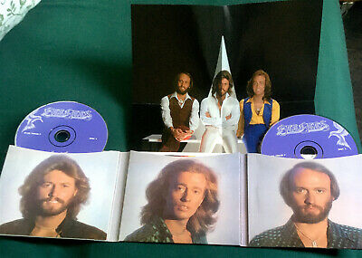VERY RARE NEW BEE GEES GREATEST HITS DIGIPACK DOUBLE CD With POSTER • 24.99£