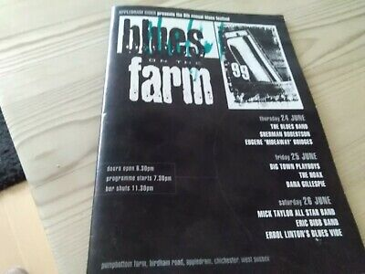 Blues On The Farm Signed By  Mick Taylor  • 6£